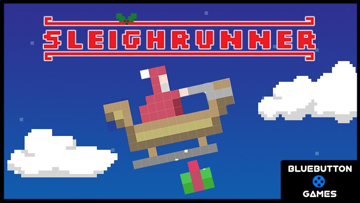 Screenshot of ../game/com.Bluebutton.sleighrunner.htm