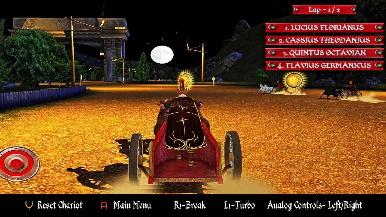 Screenshot of Chariot Wars