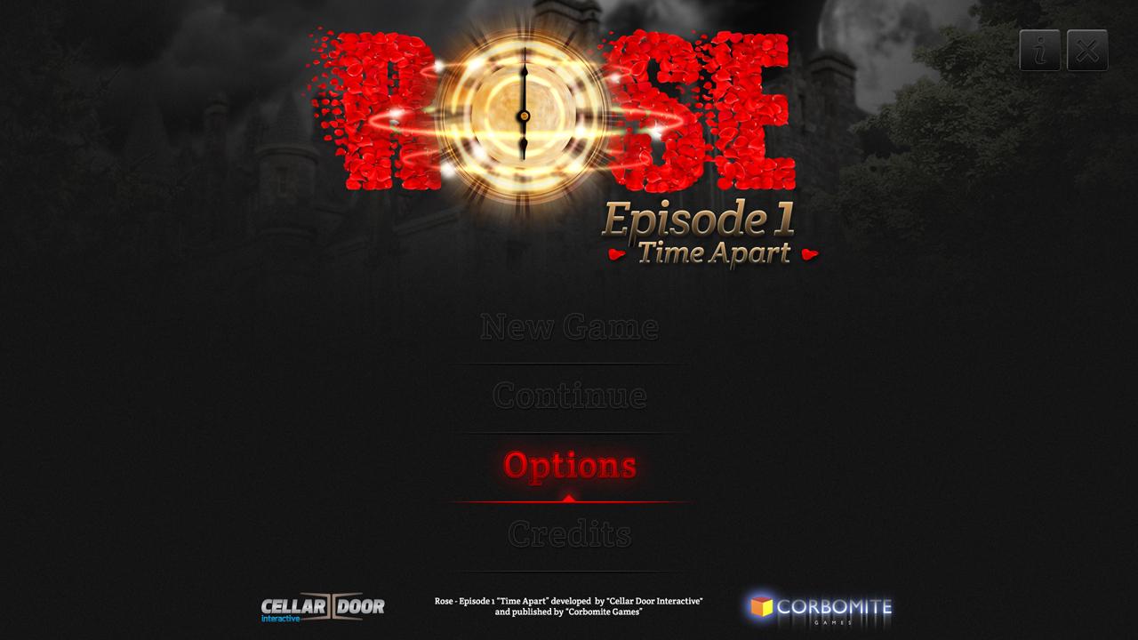 Screenshot of Rose