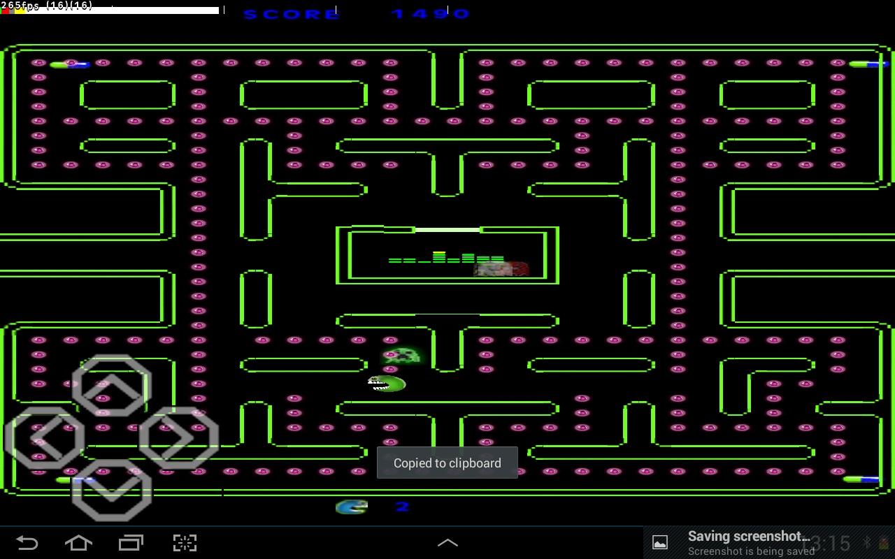 Screenshot of CANDY RAVER