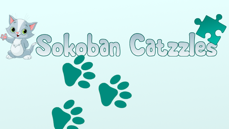 Screenshot of EP Sokoban Catzzles