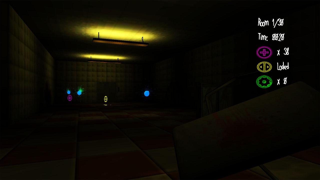 Screenshot of Hell's Hospital