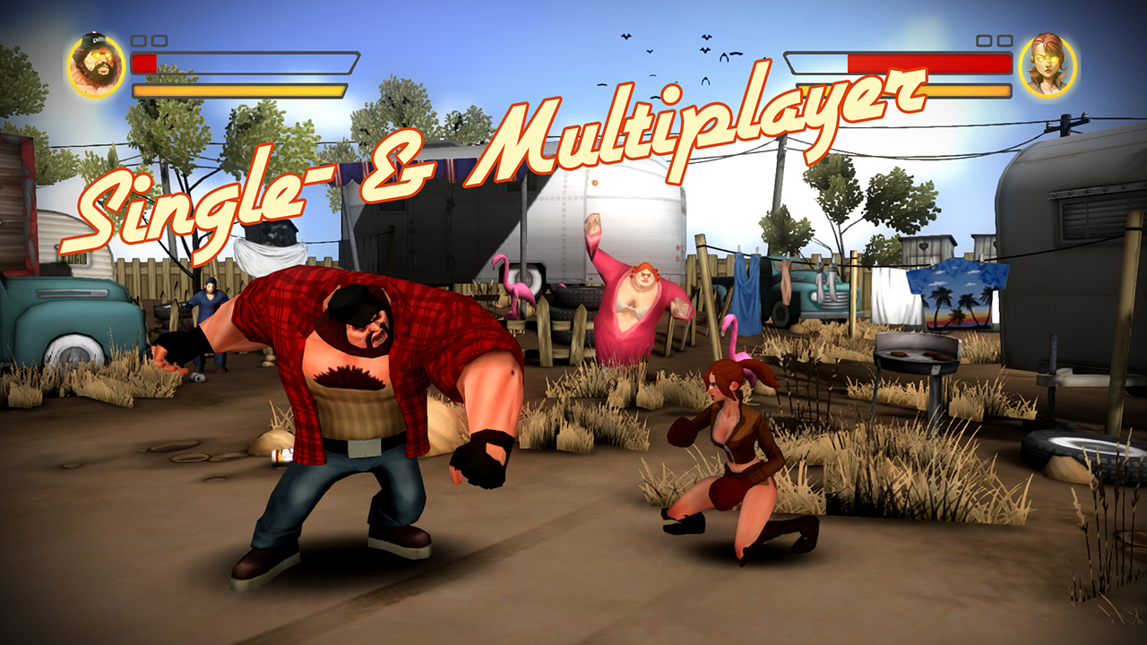 Screenshot of Haymaker