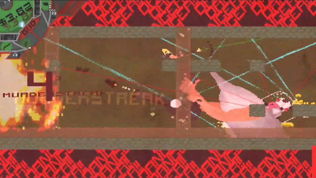 Screenshot of ROBOCAT 02 II DUO / PI JUDGEMENT DAYS XxXTURBOXxX EDITION DX
