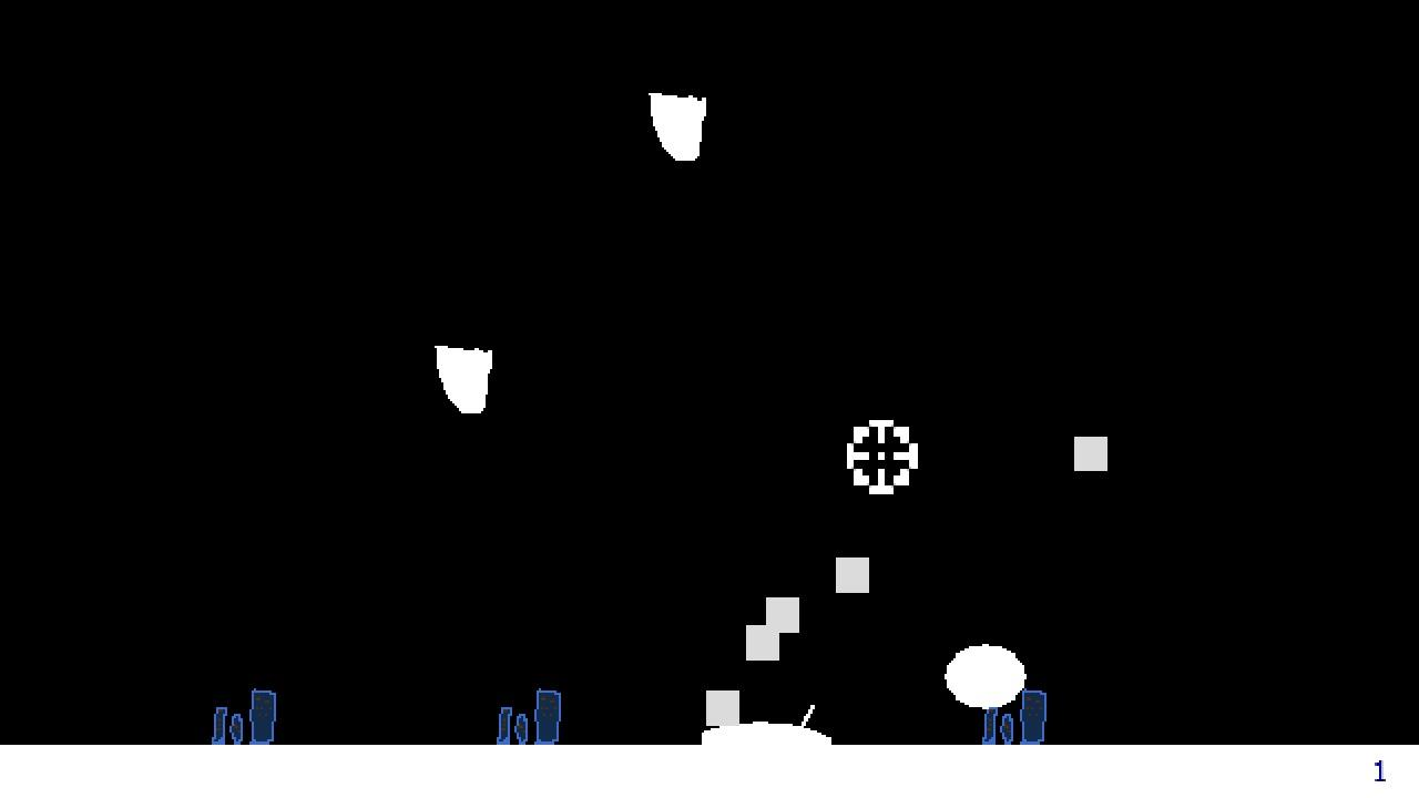 Screenshot of SpaceMissiles