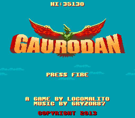Screenshot of Gaurodan