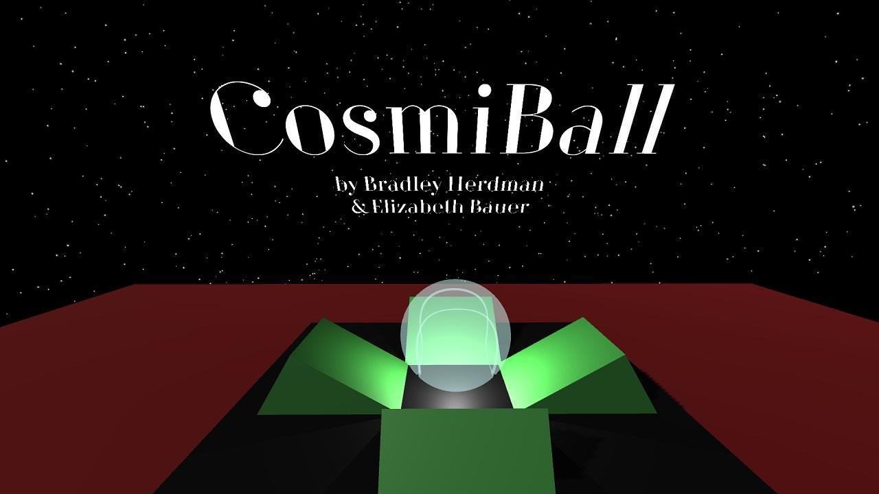 Screenshot of CosmiBall