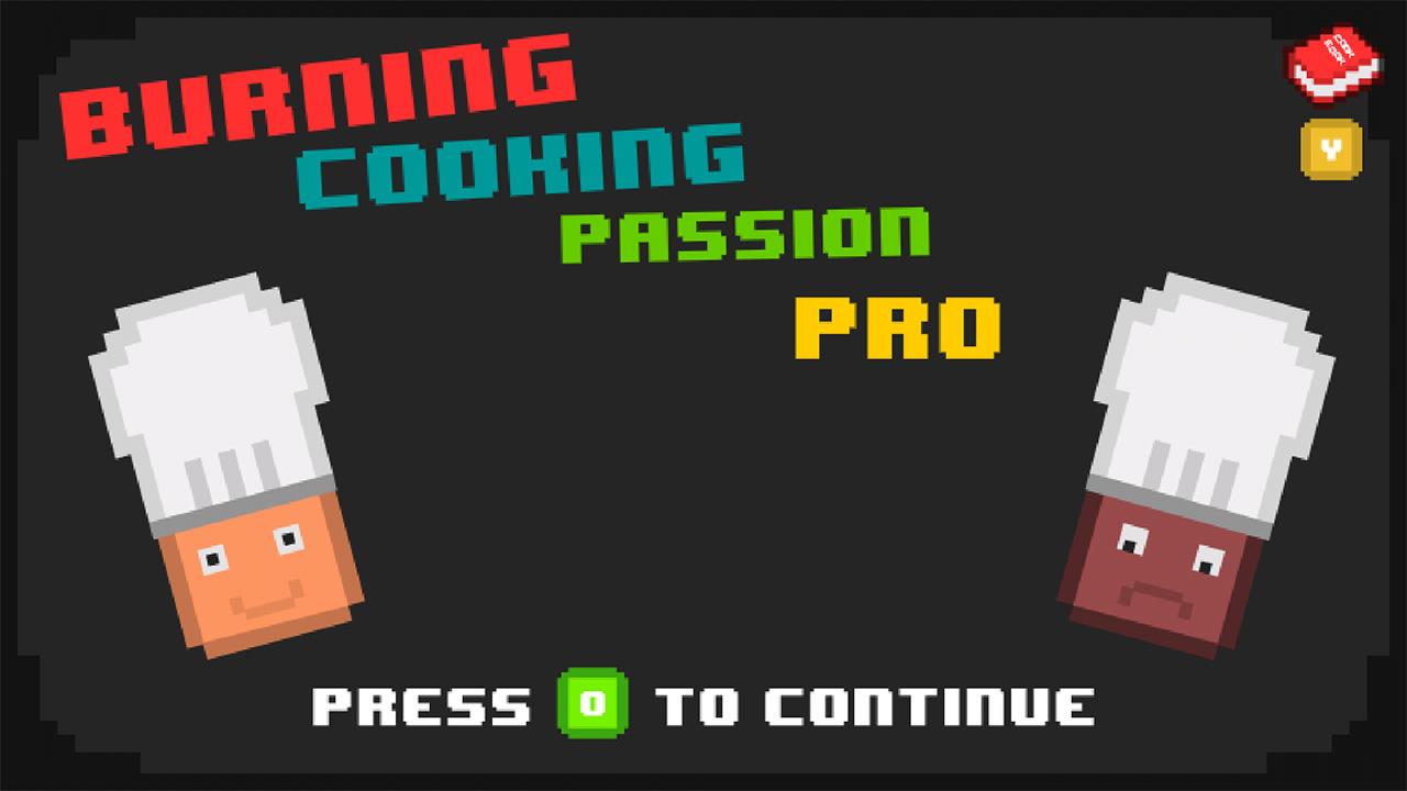 Screenshot of Burning Cooking Passion Pro