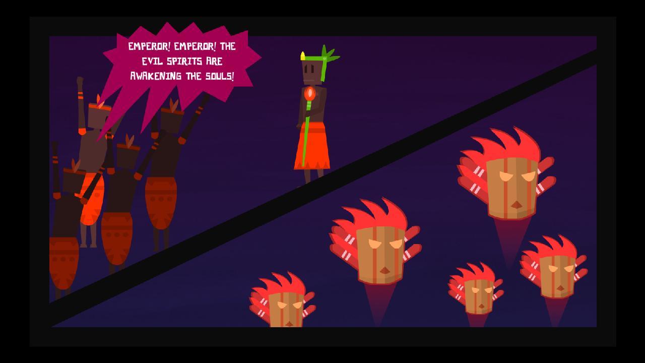 Screenshot of Sleeping Souls Demo