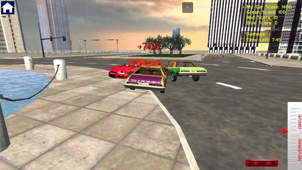 Screenshot of Demolition Derby Reloaded