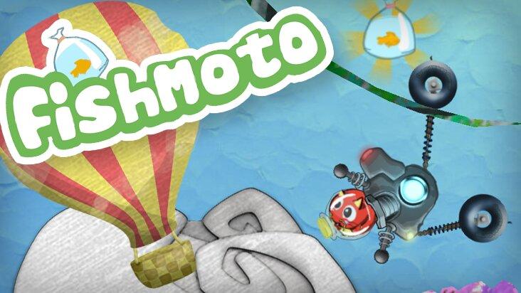 Screenshot of FishMoto