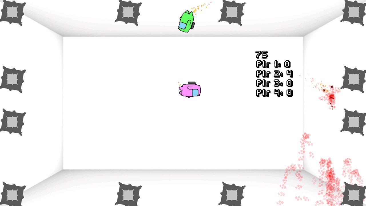 Screenshot of Exilio