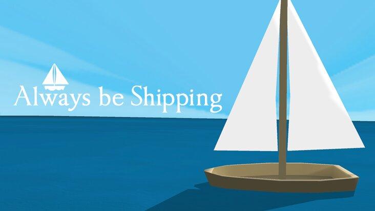 Screenshot of ../game/com.Portabliss.Always_be_Shipping.htm