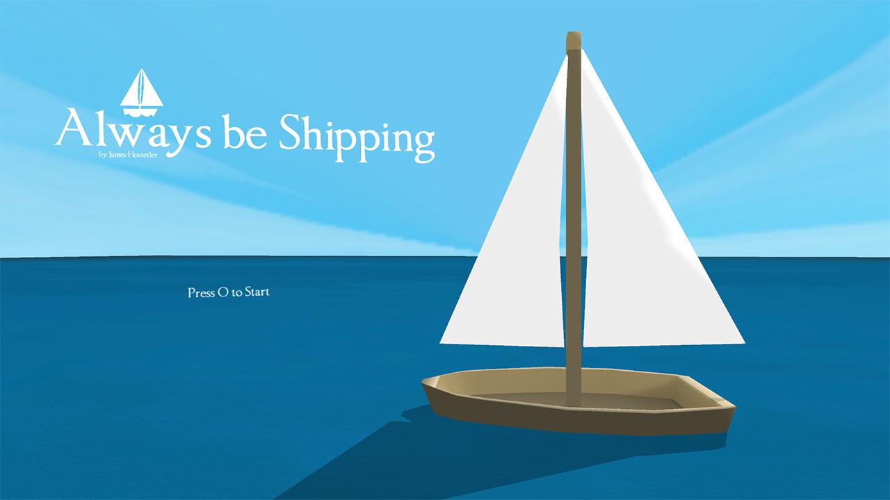 Screenshot of Always be Shipping