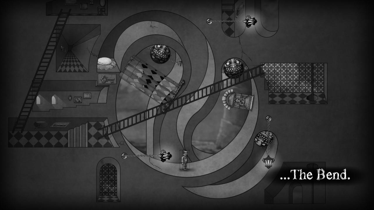 Screenshot of The Bridge
