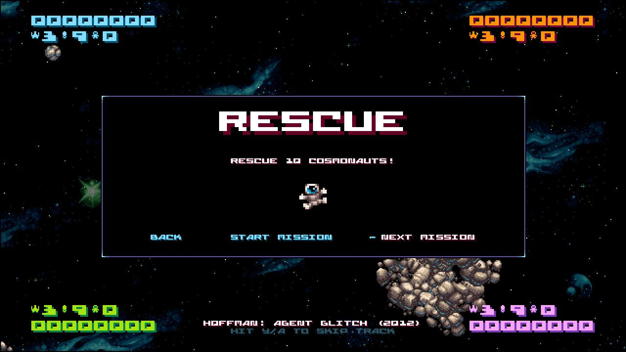 Screenshot of r0x (Extended Play)