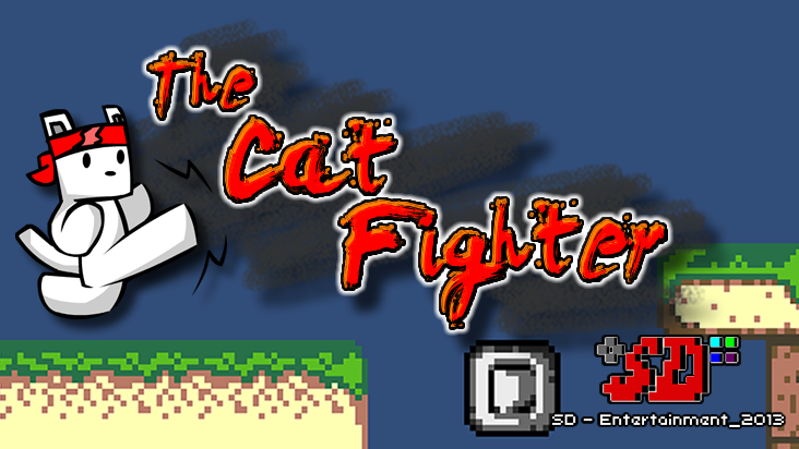 Screenshot of ../game/com.SD_Entertainment.TheCatFighter.htm