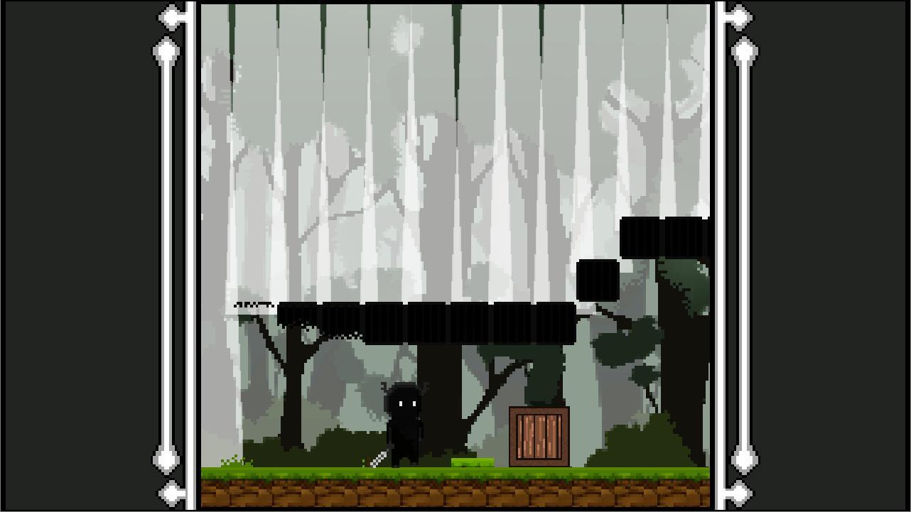 Screenshot of The Heart Beyond Darkeness