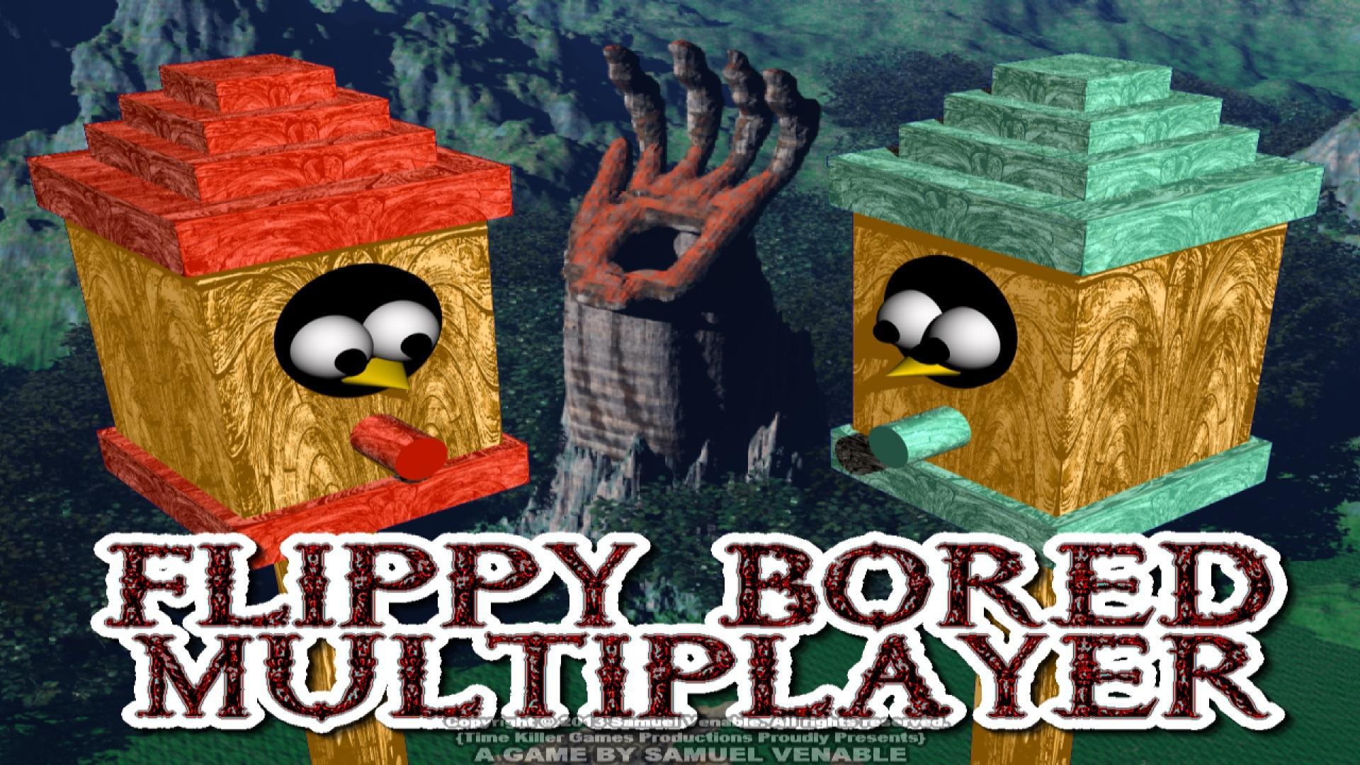 Screenshot of Flippy Bored Multiplayer HD