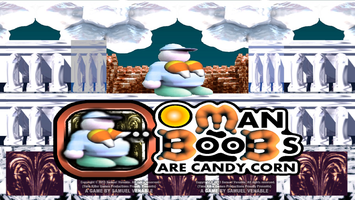Screenshot of ../game/com.SamuelVenable.Man_Boobs_Are_Candy_Corn_HD.htm