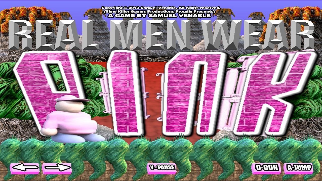 Screenshot of Real Men Wear Pink HD