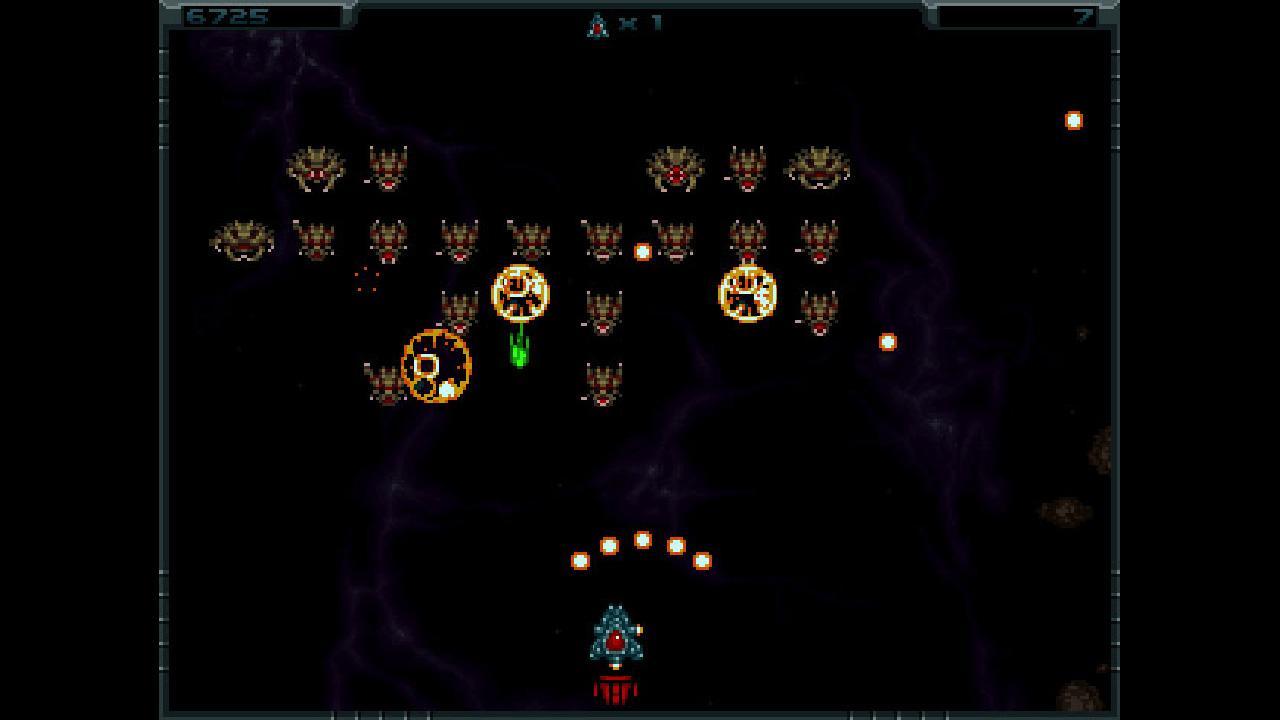 Screenshot of Alien Bastards