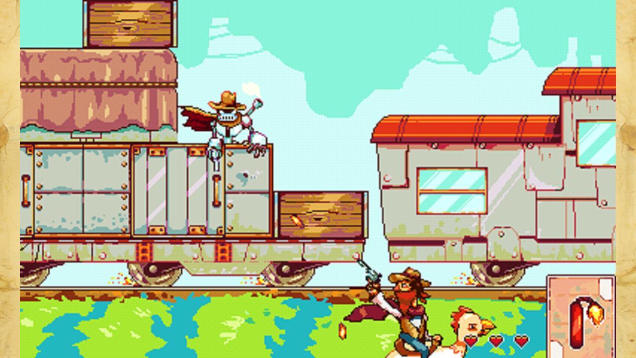 Screenshot of The Chicken Bandit