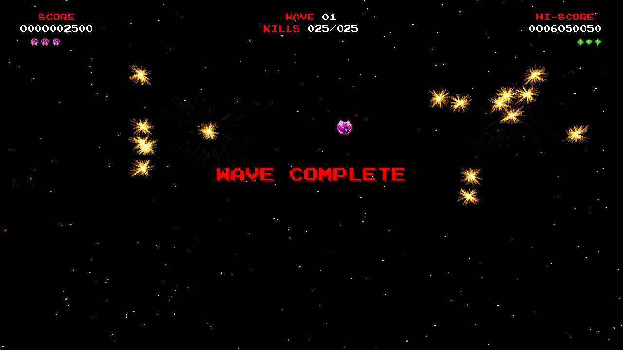 Screenshot of 99 Waves to Die