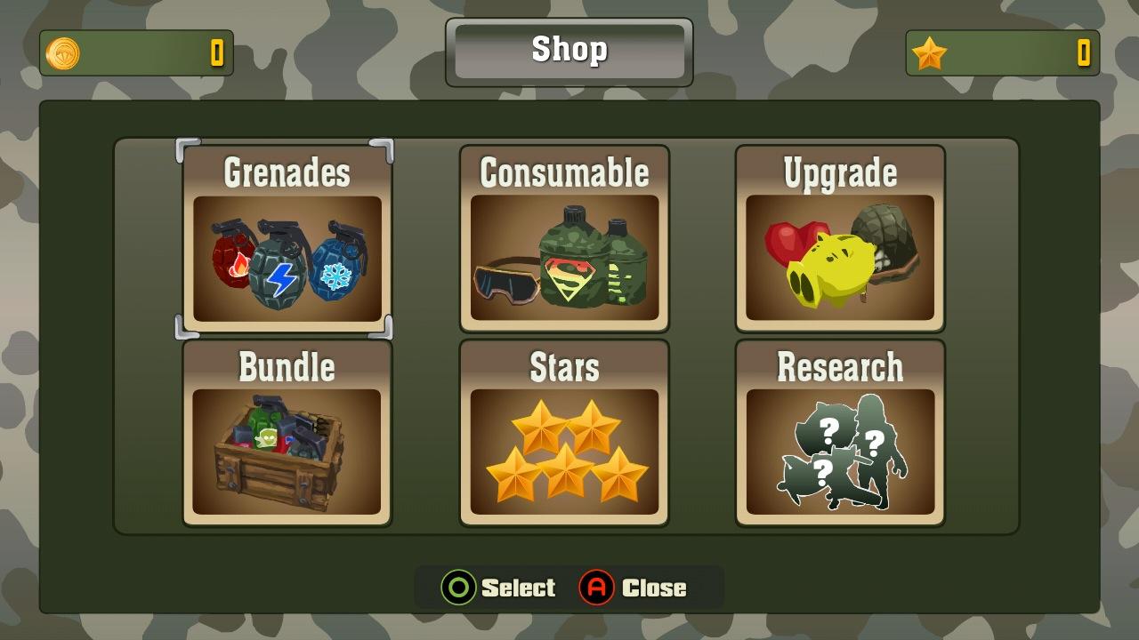 Screenshot of Jumpmaster