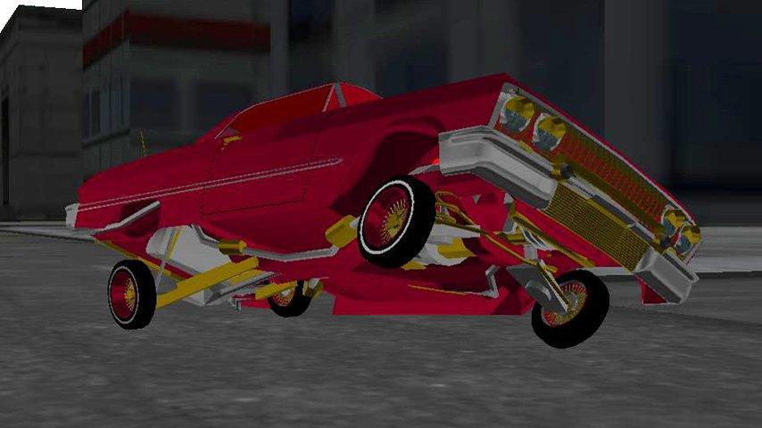 Screenshot of Lowrider Car Game Premium