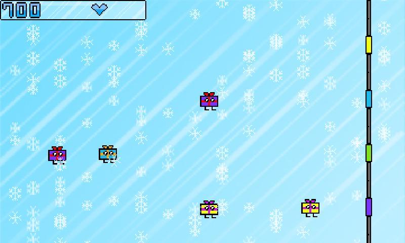 Screenshot of Gift Scape