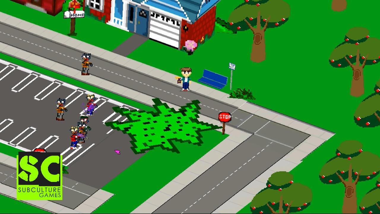 Screenshot of InfectDEAD