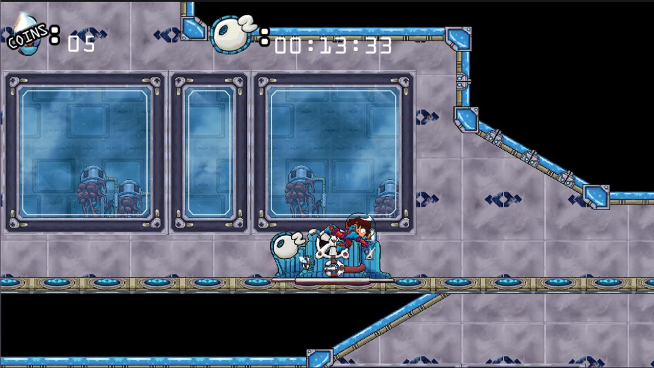 Screenshot of Shuttle Rush