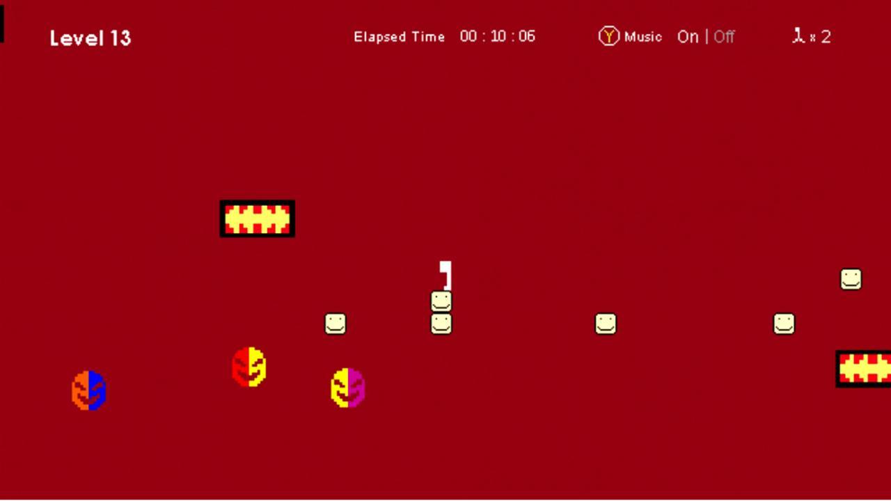 Screenshot of Donnie's Escapade