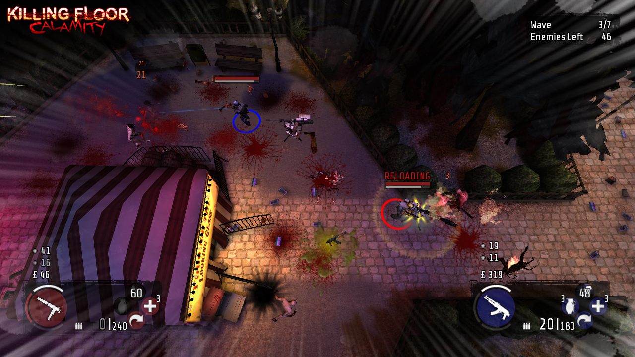 Screenshot of Killing Floor: Calamity