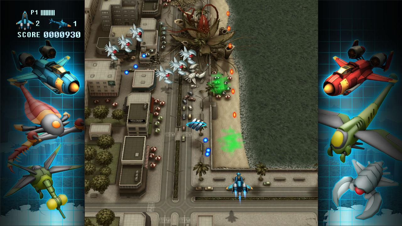 Screenshot of FullBlast