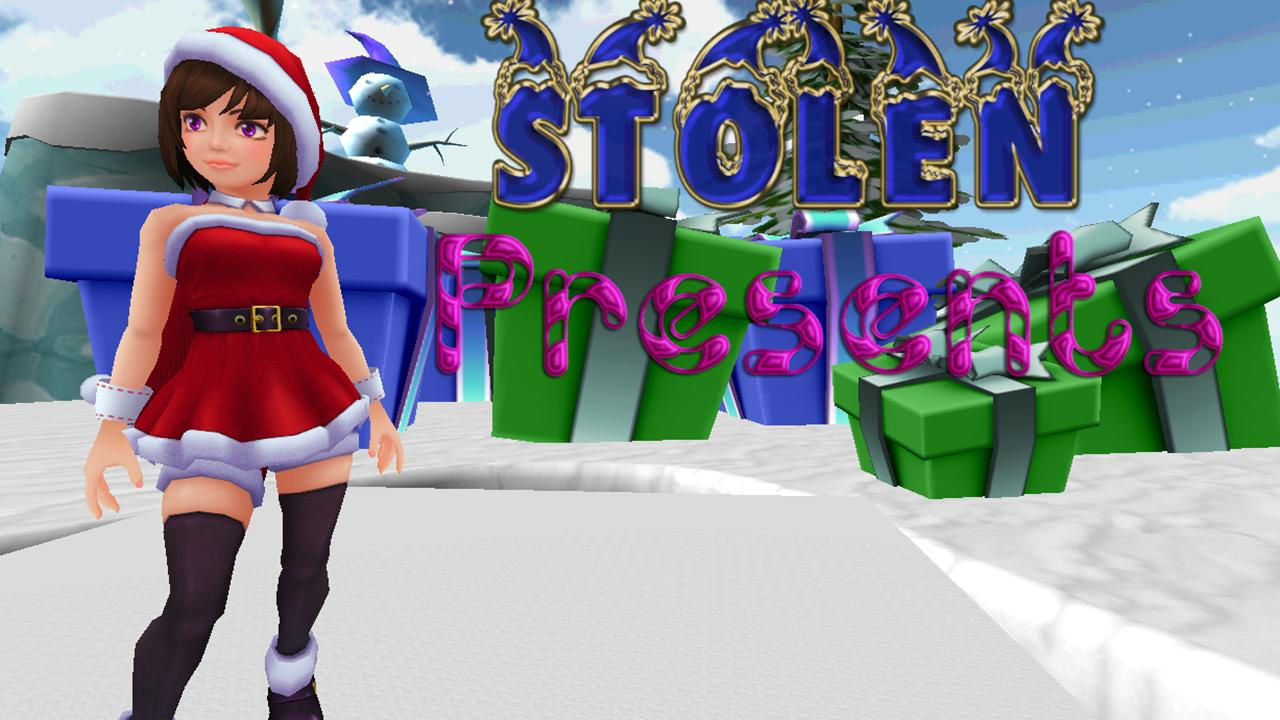 Screenshot of Stolen Presents Ouya Edition