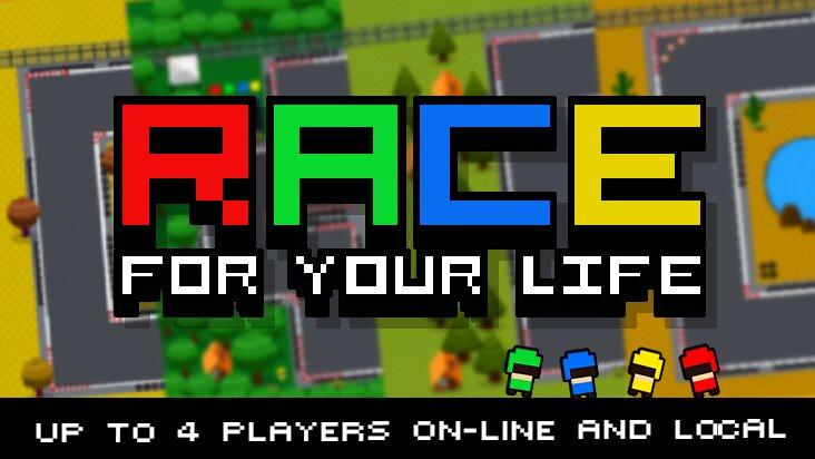 Screenshot of ../game/com.amoraleite.raceforyourlife.htm