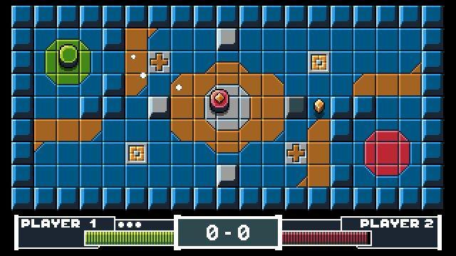 Screenshot of BUMP'N'CAPTURE