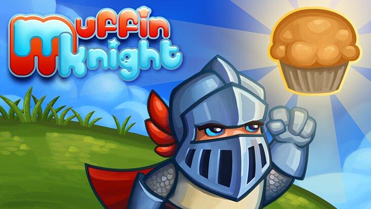 Screenshot of ../game/com.angrymobgames.muffinknight.htm