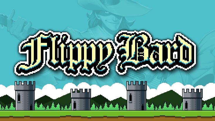 Screenshot of ../game/com.austinivansmith.FlippyBard.htm