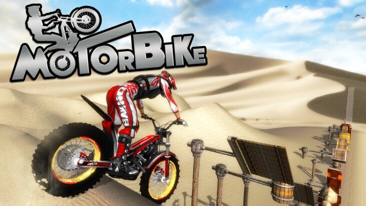 Screenshot of ../game/com.baKno.Motorbike.htm