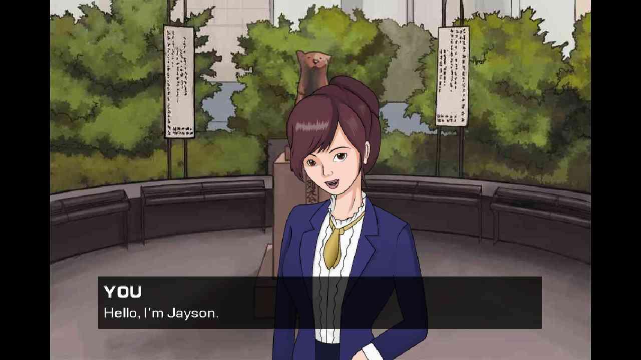 Screenshot of Tokyo Hosto