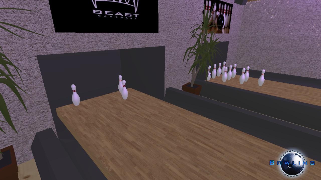 Screenshot of BeastGameware Presents: Bowling