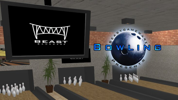 Screenshot of ../game/com.beastgameware.bowling.htm
