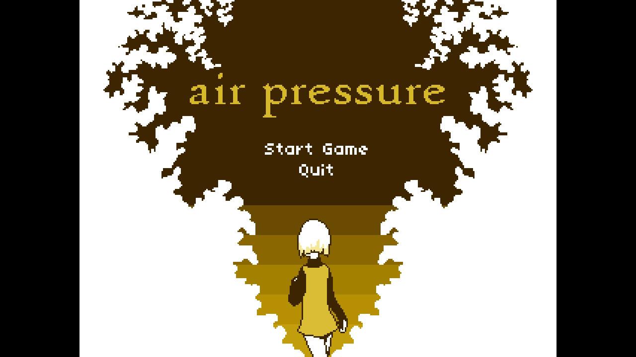 Screenshot of Air Pressure