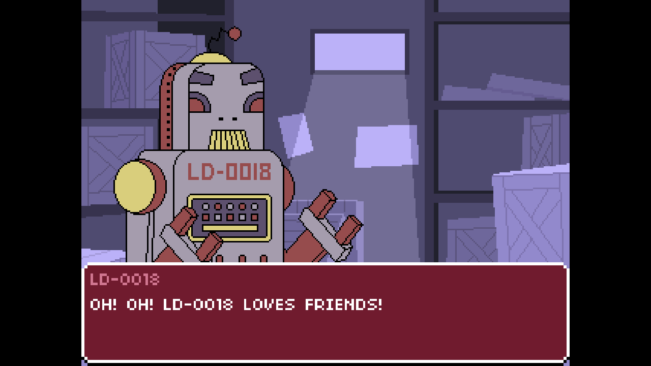 Screenshot of Enemy of the Solid State