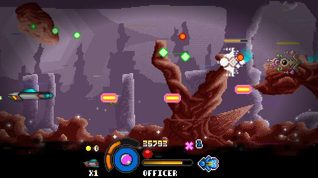 Screenshot of Spacewhale