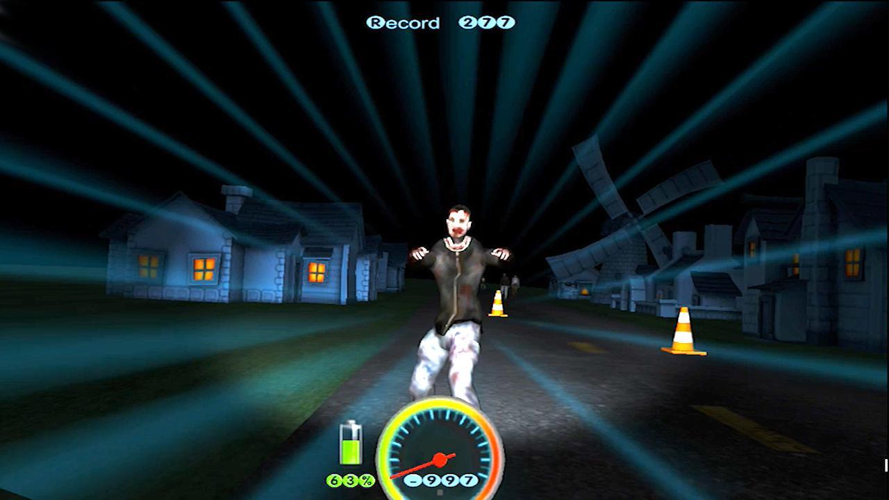Screenshot of Zombie Trek Driver Survival