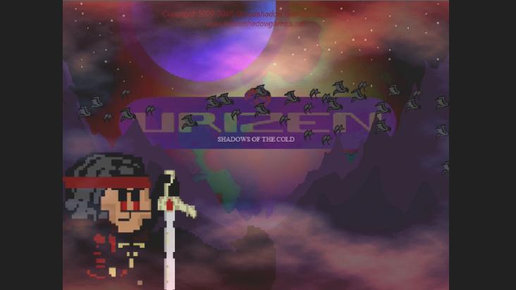 Screenshot of ../game/com.bloodshadowgames.urizen.htm